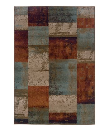 Sunset Brick Zara Rug