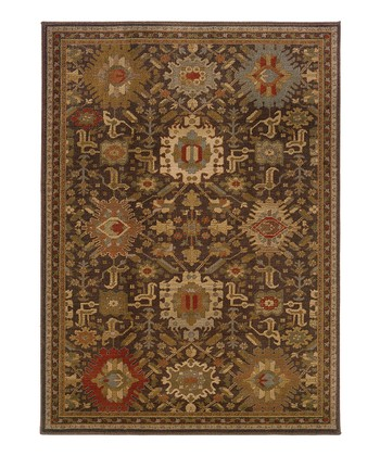 Mink Medallion Intermezzo Rug