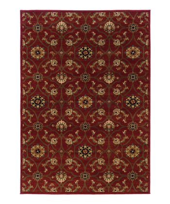 Red Chesapeake Rug