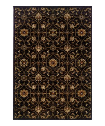 Black Chesapeake Rug