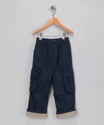 Ink Lined Cargo Pants - Toddler