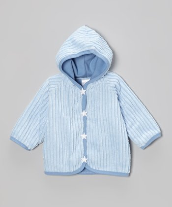 Blue Star Chenille Jacket - Infant