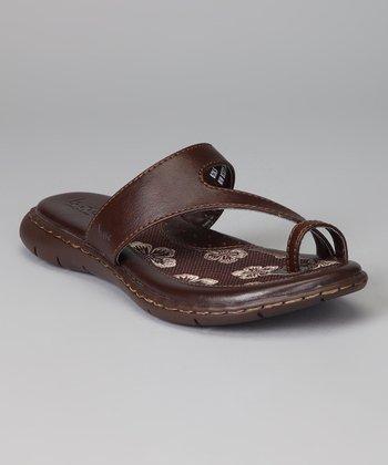 Brown Laurina Sandal