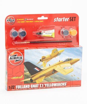 Folland Gnat T-1 Yellowjacks Model Kit