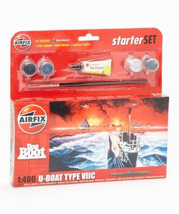 U-Boat VIIC Model Submarine Kit