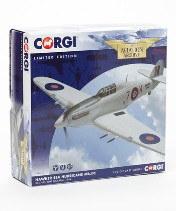 Hawker Sea Hurricance Model Plane