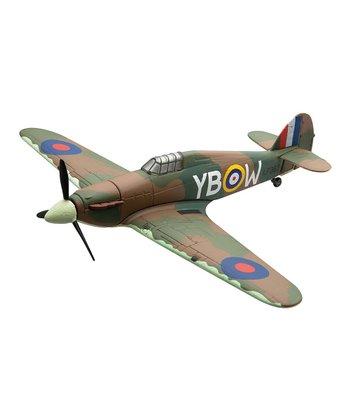 Hawker Hurricane Mk.II Model Plane