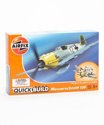 Quick Build Messerschmitt 109 Model Plane Kit