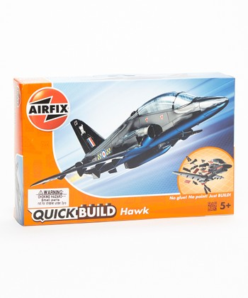 Quick Build Hawk Model Plane Kit