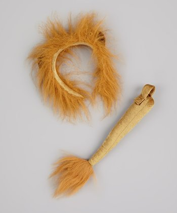 Lion Headband & Tail