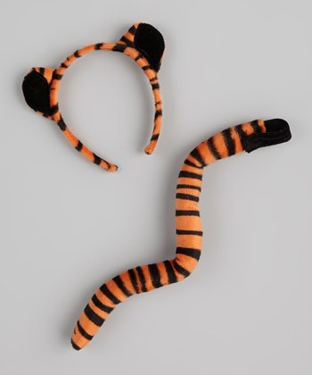 Tiger Headband & Tail