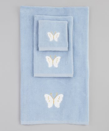 Mariposa Towel Set