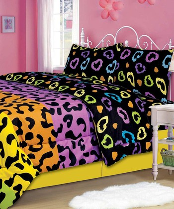 Wild Thing Twin Comforter Set