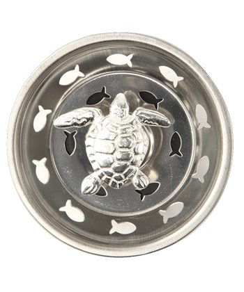 Sea Turtle Kitchen Sink Strainer