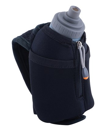 Black QuickShot Hydration Thermal Bottle