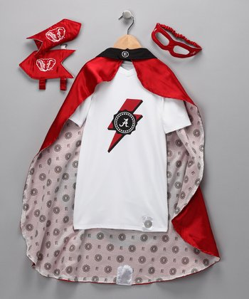 Alabama Crimson Tide Super-Fan Set - Kids