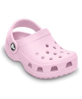 Bubble Gum Littles Classic Clog - Kids