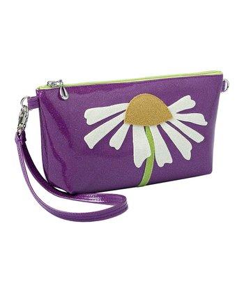 glittersweet Purple Daisy Purselet