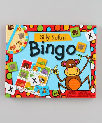 Silly Safari Bingo Box Set