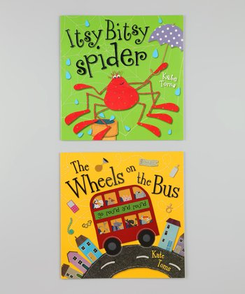 Nursery Rhyme Paperbacks