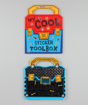 Tool Box Board Books