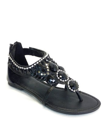 Black Andrix Sandal