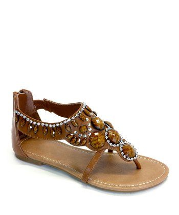 Brown Andrix Sandal