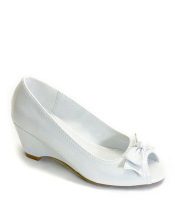 White Patent Maybe Dress Shoe
