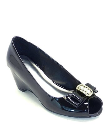 Black Patent Sicily Dress Shoe