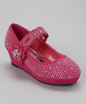 Pink Ericka Mary Jane