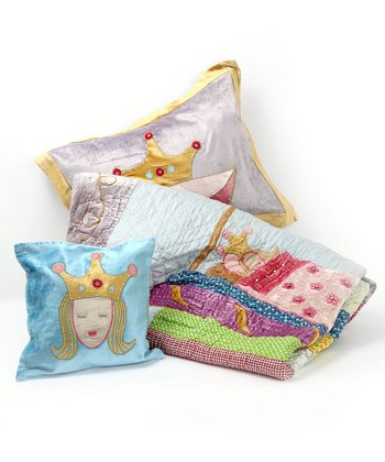 Princess Pea Six-Piece Twin Set