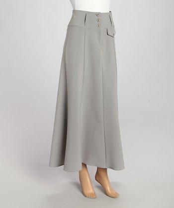 Wall Street Gay Button Skirt - Women & Plus