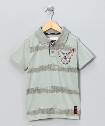 Sterling Stripe Polo - Toddler & Boys
