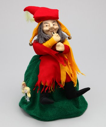 Pied Piper Flip-Over Doll