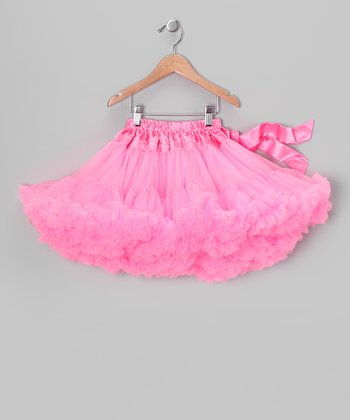 Hot Pink Pettiskirt - Infant, Toddler & Girls