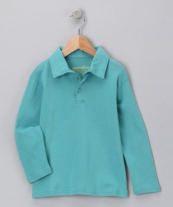 Lake Organic Polo - Toddler & Kids