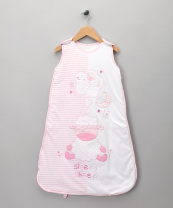 Pink Sunshine Sleeping Sack