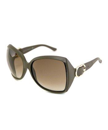 Gucci Black Gradient Sunglasses