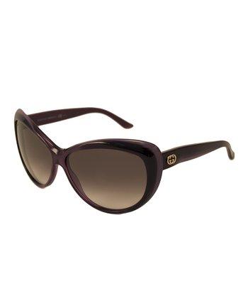 Gucci Cherry Cat-Eye Sunglasses