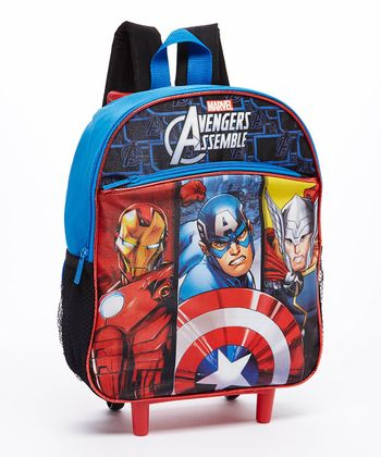 Avengers 12'' Rolling Backpack