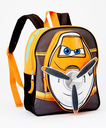 Planes 'Dusty' 12'' Rolling Backpack