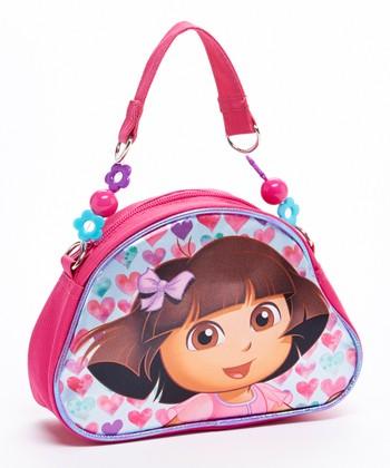 Dora the Explorer Beaded Handbag