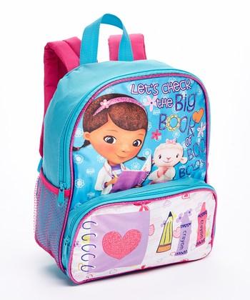 Doc McStuffins 'Let's Check the Big Book' Backpack