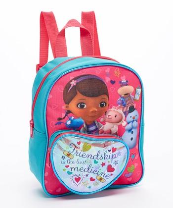 Doc McStuffins 'Friendship Is The Best Medicine' Mini Backpack