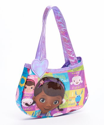 Doc McStuffins Hobo Bag