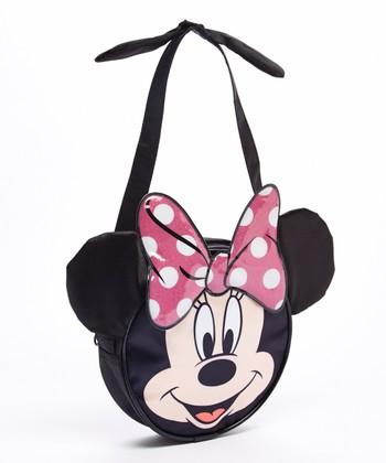 Minni Mouse Head Handbag