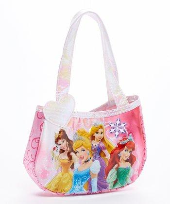 Princess Heart Hobo Bag