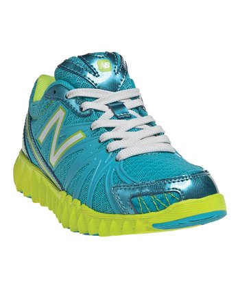 Blue & Green Gruve K2750 Running Shoe