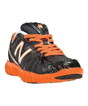 Black & Orange NB Gruve 2750 Running Shoe