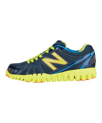 Navy & Lime NB Gruve 2750 Running Shoe